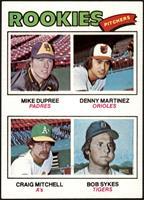 Mike Dupree, Dennis Martinez, Craig Mitchell, Bob Sykes [EXMT]
