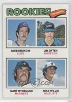 Mike Krukow, Jim Otten, Gary Wheelock, Mike Willis [GoodtoVG‑…