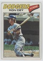 Ron Cey [Poor to Fair]