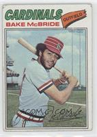 Bake McBride [Good to VG‑EX]