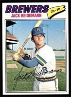 Jack Heidemann [NM]