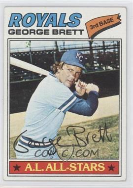 1977 Topps - [Base] #580 - George Brett