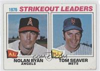 1976 Strikeout Leaders (Nolan Ryan, Tom Seaver)