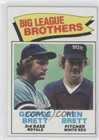 Big League Brothers - George Brett, Ken Brett