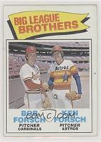 Big League Brothers - Bob Forsch, Ken Forsch [GoodtoVG‑EX]