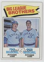 Big League Brothers - Paul Reuschel, Rick Reuschel [NoneGoodto…