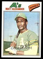 Matt Alexander [NM]