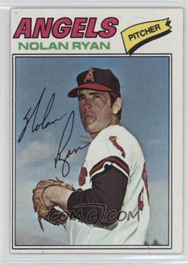 1977 Topps - [Base] #650 - Nolan Ryan