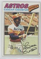 Cesar Cedeno [Poor to Fair]