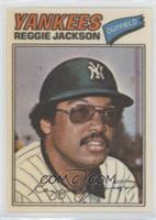 Reggie Jackson (Two Stars at Back Bottom)