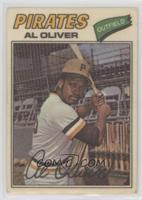 Al Oliver (Two Stars at Back Bottom)