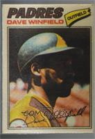 Dave Winfield (Two Stars at Back Bottom)