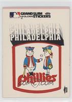 Philadelphia Phillies (Team Logo)