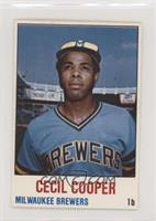Cecil Cooper [Noted]