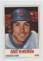 Dave Kingman [Authentic]