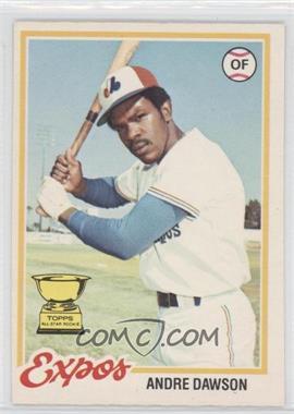 1978 O-Pee-Chee - [Base] #180 - Andre Dawson