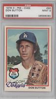 Don Sutton [PSA 9 MINT]