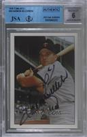 Harmon Killebrew [JSA Certified Encased by BGS]