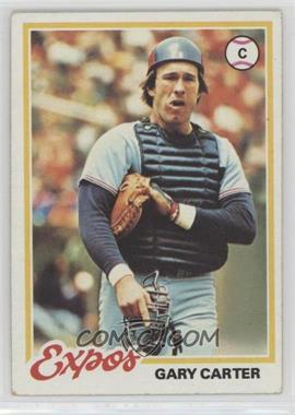 1978 Topps - [Base] #120 - Gary Carter