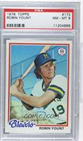 Robin Yount [PSA 8]