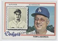 Tom Lasorda
