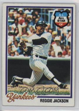 1978 Topps - [Base] #200 - Reggie Jackson