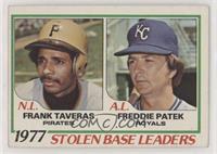 Freddie Patek, Frank Taveras [GoodtoVG‑EX]