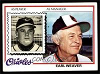 Earl Weaver [VGEX]