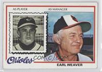 Earl Weaver [Poor]