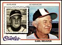 Earl Weaver [EXMT+]
