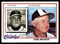 Earl Weaver [VG]