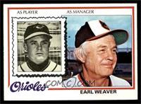 Earl Weaver [EX]