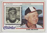 Earl Weaver [Poor to Fair]