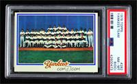New York Yankees Team [PSA 6 EX‑MT]