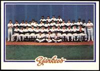 New York Yankees Team [NM]