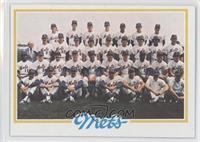 New York Mets Team Checklist