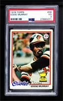 Eddie Murray [PSA 3 VG]
