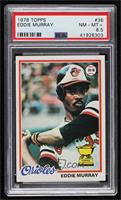 Eddie Murray [PSA 8.5 NM‑MT+]