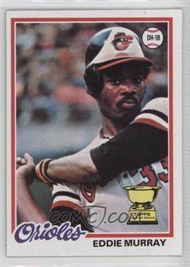 1978 Topps - [Base] #36 - Eddie Murray