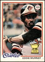 Eddie Murray [VG+]