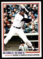 World Series (Reggie & Yankees Reign Supreme) [NM]