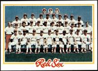 Boston Red Sox Team [NM MT]