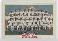 Boston Red Sox Team [Poor]
