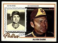 Alvin Dark [EX]