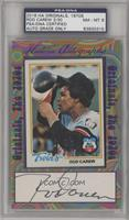 Rod Carew [Cut Signature]