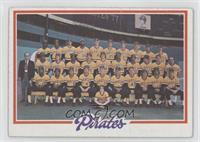 Pittsburg Pirates Team [GoodtoVG‑EX]