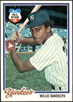 Willie Randolph [NM MT]