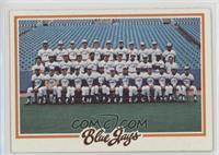 Toronto Blue Jays Team [PoortoFair]