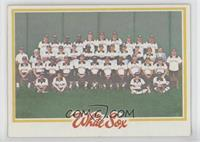 Chicago White Sox Team [Poor to Fair]