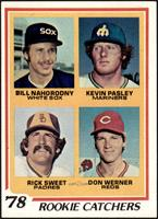 Bill Nahorodny, Kevin Pasley, Rick Sweet, Don Werner [EX MT]
